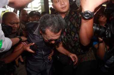 KPK Tetapkan Ketua PN Kepahiang sebagai Tersangka