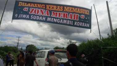 Jalan Masuk ke Zona Bahaya Sinabung Bakal Dibeton