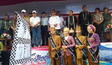 Festival Tangkuban Perahu 2016 Resmi Dibuka
