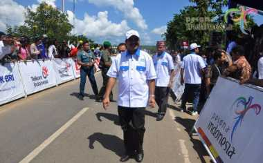 Kesuksesan Tour de Flores Dibuka Menpar Arief