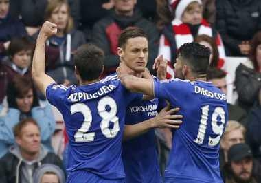 Hot Soccer: Rekrutan Pertama Mourinho untuk Manchester United Adalah Gelandang Chelsea