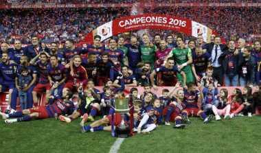 Sevilla Memang Tak Pantas Juara Copa del Rey