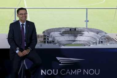 Presiden Barca Sebut Sevilla Pantas Mencapai Final Copa del Rey.