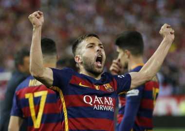Bek Barcelona Optimis Dapat Terus Memenangkan Piala Copa del Rey