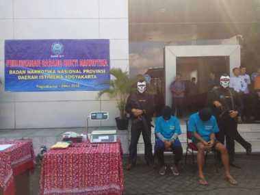 BNN Ungkap Penyelundupan Sabu di Sandal Perempuan