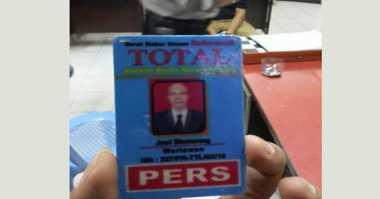 Wartawan Gadungan Coba Rampas Mobil Polisi