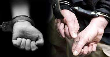 Rampas Mobil Polisi, Dua Penagih Utang Ditangkap Polisi