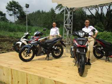Baru Diluncurkan Honda All New Supra GTR 150 Langsung Touring ke Bandung