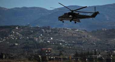 ISIS Dilaporkan Hancurkan Helikopter Rusia, Ini Respons Moskow