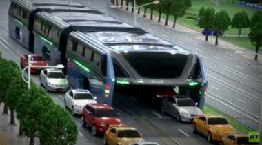 Strategi Jitu Pemerintah China Atasi Kemacetan Lalu Lintas
