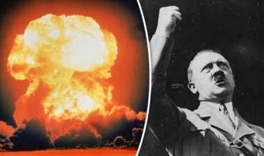 Peneliti Temukan Bom Atom Zaman Hitler di Gua Kuno