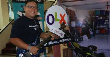 OLX Kembali Selenggarakan Gerakan #BekasJadiBerkah