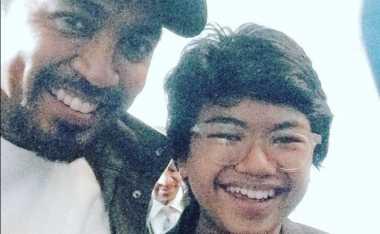 FOTO: Selfie, Fans Minta Glenn Fredly dan Joey Alexander Berkolaborasi