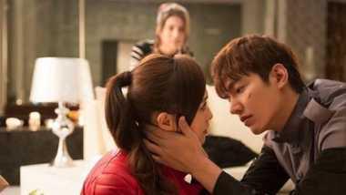 TERHEBOH: Aww, Lee Min Ho Ciuman dengan Tiffany