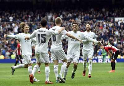 Kegagalan di Kompetisi Lokal Motivasi Madrid Juara Liga Champions