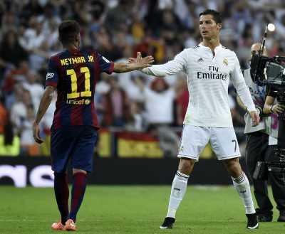 Ronaldo Ogah Pikirkan Barcelona Jelang Bertemu Atletico Madrid
