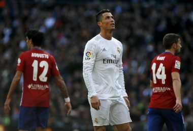 Ronaldo Sebut Real Madrid Lebih Baik ketimbang Atletico
