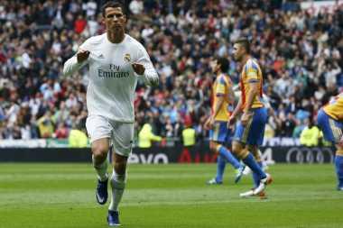 Ronaldo Berada di Level Terbaik saat Tampil di Final Liga Champions