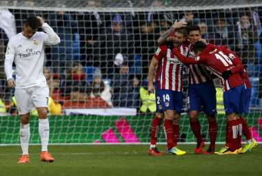 Dikalahkan Atletico Adalah Titik Balik Kesuksesan Madrid