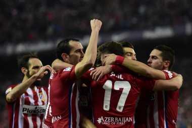Atletico Madrid Ingin Ulangi Hasil Manis di San Siro