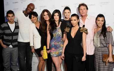 Kisah Klan Kardashian Ditawari Rp1,3 Triliun untuk Difilmkan