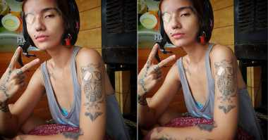 FOTO: Kiki Mirano Masih Cinta Sheila Marcia