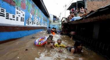 Kemensos Perluas Kampung Siaga Bencana