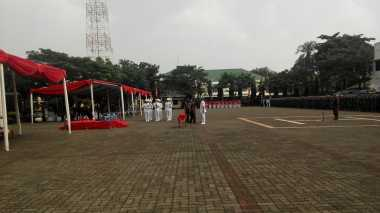 Pimpin Sertijab Danpaspampres, Panglima TNI Instruksikan Peningkatan Profesionalitas