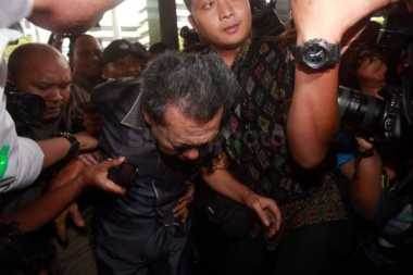Badarudin Diduga Pengatur Kasus Suap Ketua PN Kapahiang