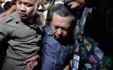 Jadi Tersangka KPK, MA Berhentikan Ketua PN Kepahiang