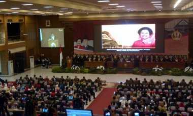 JK Sebut Megawati Pantas Dapat Gelar Doktor Honoris Causa