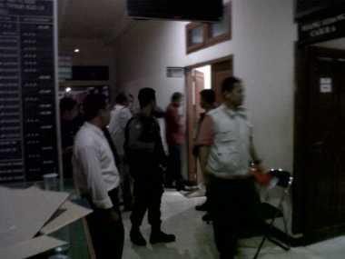 KPK Geledah Ruang Kerja Hakim Tipikor PN Bengkulu