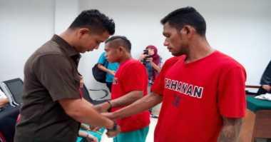 Kurir 4,25 Kg Sabu-Sabu dari Malaysia Divonis Seumur Hidup