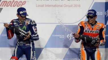Lorenzo: Pertarungan dengan Marquez Adalah yang Terbaik