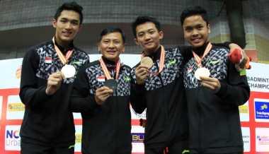 Hot Sport: Atlet-Atlet Bulu Tangkis Masa Depan Indonesia