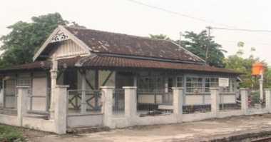 Mengungkap Sisi Lain Stasiun Maguwo Lama