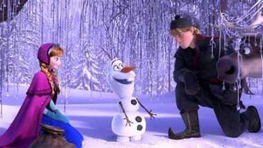 Drama Musikal Frozen Hadir di California