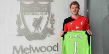 Liverpool Resmi Datangkan Kiper Baru Jerman