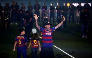 Alves: Saya Lebih Sukses dari Pelle