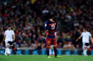 Messi Akui Gabung Barca Adalah Hal Sulit