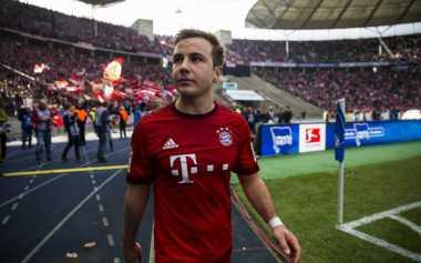 Mantan Pemain Bayern Puji Keputusan Tepat Gotze