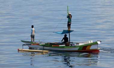 Pantai Direklamasi, Nelayan Kesulitan Sandarkan Kapal