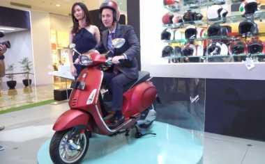 Tiga Produk Baru Piaggio Indonesia Sudah Ready Stock