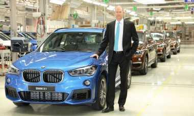 Selain Indonesia, India Juga Produksi BMW X1