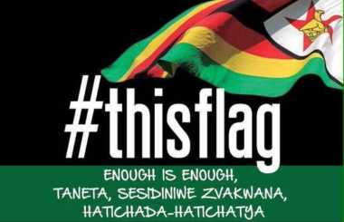 Gerakan #ThisFlag Zimbabwe Dimotori Seorang Pendeta