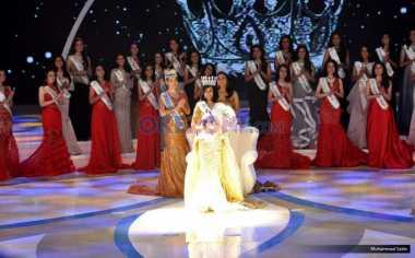 Miss World 2016, Natasha Mannuela Bakal Bawa Perhiasan Emas
