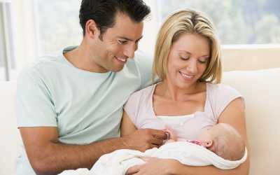 Mengungkap Kepanikan Orangtua ketika Punya Bayi Baru