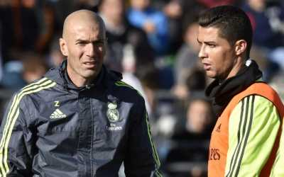 Demi Zidane, Ronaldo Bertekad Raih Trofi Liga Champions 2015-2016