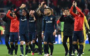 Bos Atletico: Atletico Madrid Harus Menang