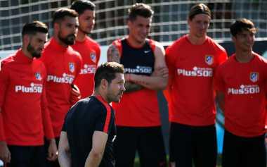 Mantan Kapten Barcelona Puji Diego Simeone